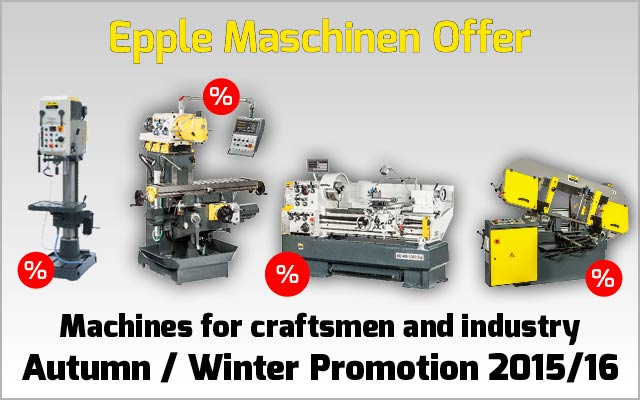 Epple Maschinen Offer